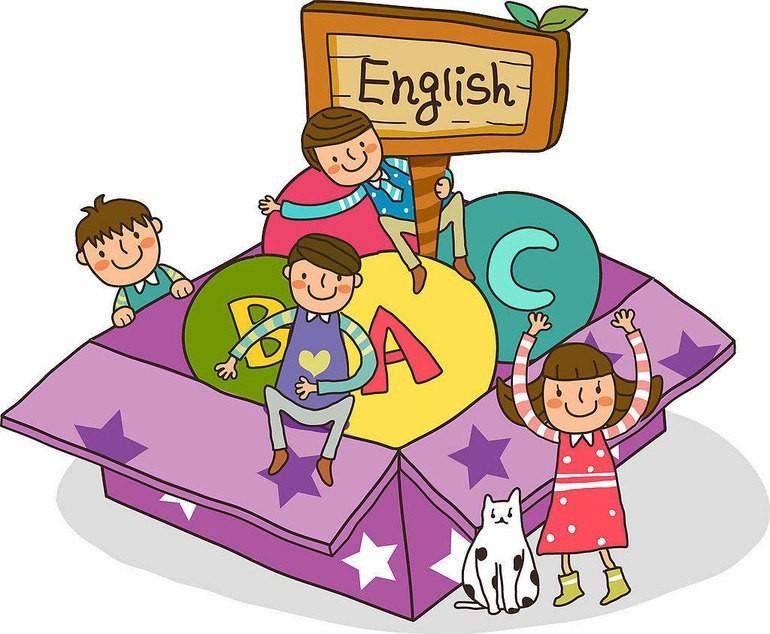 Мой первый английский