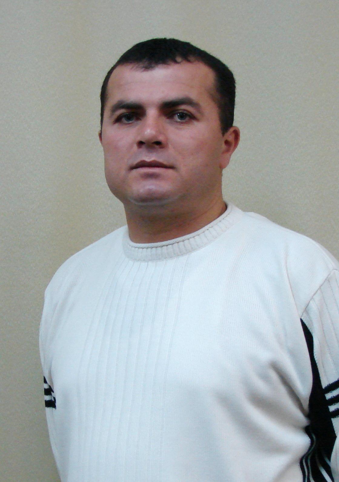 Самедов Нугзар Резоевич - Педагог дополнительного образования, руководитель спортивного отделения «Футбол»
