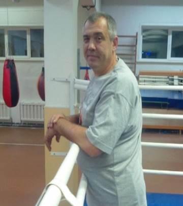 Симонов Сергей Викторович - Тренер-преподаватель, руководитель спортивного отделения «Бокс»